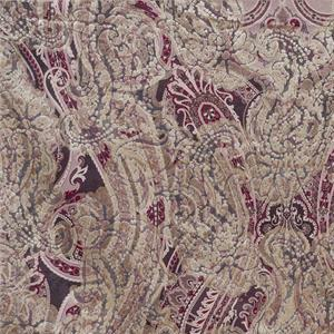AK1709 BALAM 003 Bordeaux home decoration fabric