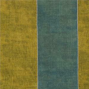BROCHIER - Interior Design Fabric - Home Textile AKA744 ASINARA 002 Foglia-foresta
