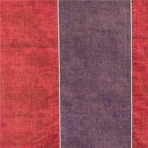 BROCHIER - Interior Design Fabric AKA744 ASINARA 005 Ametista-corni