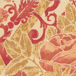 BROCHIER - Interior Design Fabric - Home Textile D.1898 ALMERIA 103 Cuoio
