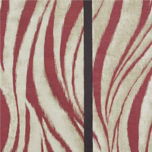 BROCHIER - Interior Design Fabric J1266 MACAO 001 Granata
