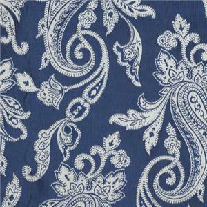 BROCHIER - Interior Design Fabric - Home Textile J1267 SIAM 003 Notte