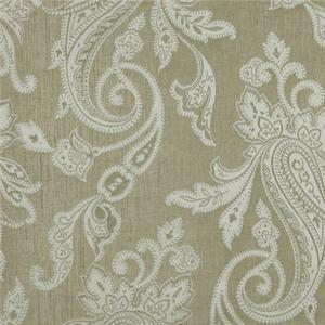 BROCHIER - Interior Design Fabric J1267 SIAM 006 Ottone