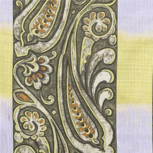 BROCHIER - Interior Design Fabric J1271 DELHI 001 Cedro-lilla
