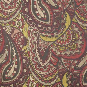 J1275 BISANZIO 003 Corniola-rame home decoration fabric