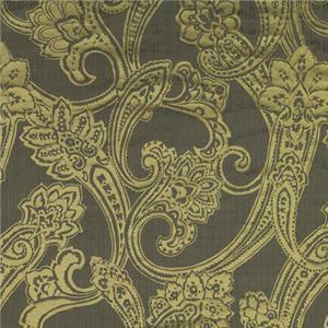 BROCHIER - Interior Design Fabric J1276 PECHINO 002 Palude