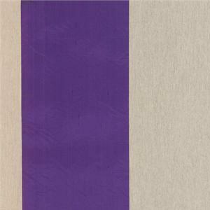 BROCHIER - Interior Design Fabric J1360 CEYLON 005 Violetto