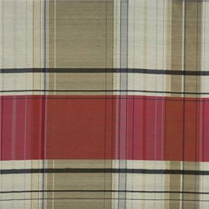 BROCHIER - Interior Design Fabric - Home Textile J1530 GIACOMETTA 002 Rubino