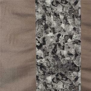 BROCHIER - Interior Design Fabric - Home Textile J1538 FARINELLA 002 Ebano