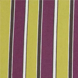 BROCHIER - Interior Design Fabric J1612 BRIGHELLA 002 Fuxia-cedro