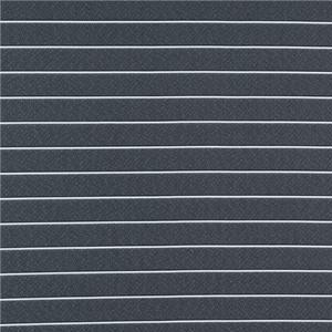 BROCHIER - Interior Design Fabric - Home Textile J1636 MENEGHINO 002 Nero
