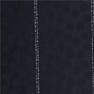 BROCHIER - Interior Design Fabric - Home Textile J1637 CASSANDRO 002 Nero