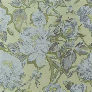 BROCHIER - Interior Design Fabric J1782 REGINA COELI 004 Lime