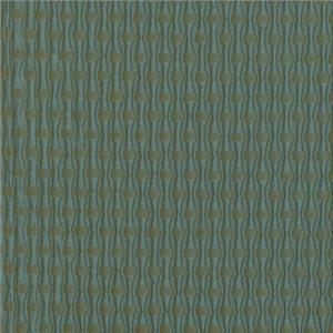 BROCHIER Home decor textile - Interior Design Fabric J1873 DODICI 018 Lago