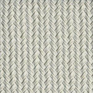BROCHIER - Interior Design Fabric J1951 SECONDIGLIANO 001 Bianco
