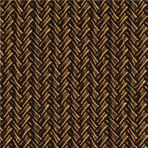 BROCHIER - Interior Design Fabric J1951 SECONDIGLIANO 014 Oro
