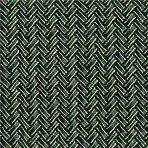 BROCHIER - Interior Design Fabric J1951 SECONDIGLIANO 018 Malachite