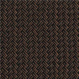 BROCHIER - Interior Design Fabric J1951 SECONDIGLIANO 028 Castagna