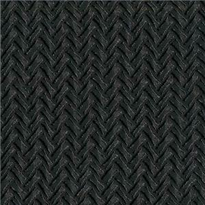 BROCHIER - Interior Design Fabric J1951 SECONDIGLIANO 030 Nero