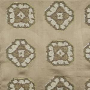 BROCHIER - Interior Design Fabric J2066 TREDICI 003 Kaki
