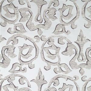 BROCHIER - Interior Design Fabric - Home Textile J2076 SEDICI 003 Ebano