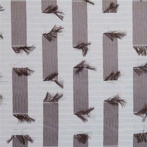 BROCHIER - Interior Design Fabric - Home Textile J2145 VENTIQUATTRO 003 Latte-castagna
