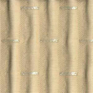 BROCHIER Home decor textile - Interior Design Fabric J2256 BRUCE 001 Panna
