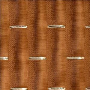 BROCHIER Home decor textile - Interior Design Fabric J2256 BRUCE 007 Oro