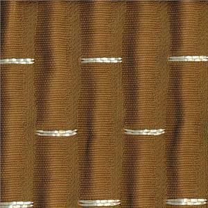 BROCHIER - Interior Design Fabric J2256 BRUCE 008 Caramello