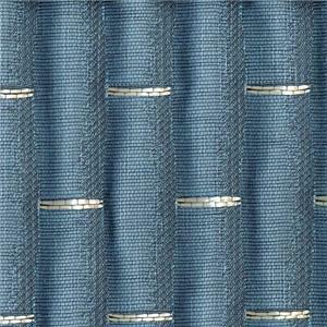 BROCHIER - Interior Design Fabric J2256 BRUCE 024 Azzurro ch.