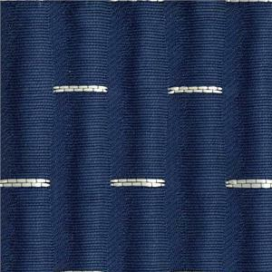 BROCHIER Home decor textile - Interior Design Fabric J2256 BRUCE 027 Blu