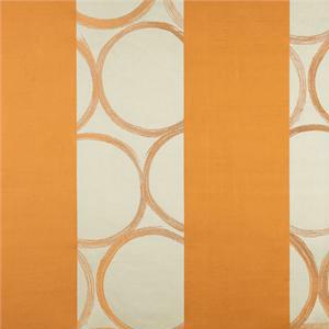 BROCHIER - Interior Design Fabric J2373 PATTY 003 Beige-ruggine