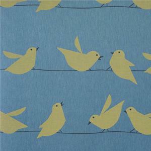 BROCHIER - Interior Design Fabric J2502 CIP CIP 003 Blu