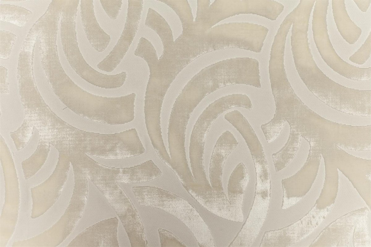 BROCHIER Home decor textile - Interior Design Fabric J2614 MARYLIN 001 Neve