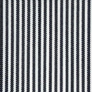 BROCHIER - Interior Design Fabric - Home Textile J2832 RIGHETTA 004 Bianco blu
