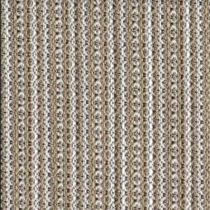 BROCHIER - Interior Design Fabric - Home Textile J2836 DIAMANTINA DUE 002 Bianco-sabbia