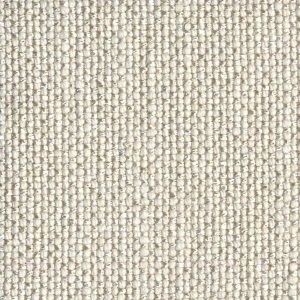 BROCHIER Home decor textile - Interior Design Fabric J2839 GINA 001 Bianco