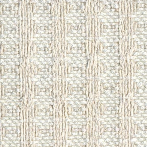 BROCHIER Home decor textile - Interior Design Fabric J2840 SOFIA 001 Bianco