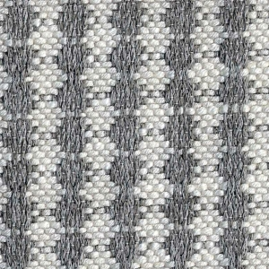 BROCHIER - Interior Design Fabric - Home Textile J2840 SOFIA 002 Argento