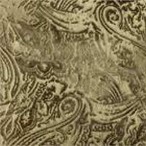 BROCHIER Home decor textile - Interior Design Fabric J2937 TERZO 002 Oro