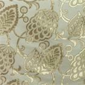 BROCHIER Home decor textile - Interior Design Fabric J2969 ANITA 001 Avorio