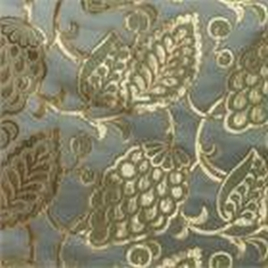 BROCHIER Home decor textile - Interior Design Fabric J2969 ANITA 002 Cielo
