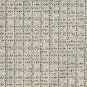 J2971 AVA 001 Argento home decoration fabric