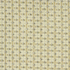 BROCHIER - Interior Design Fabric - Home Textile J2971 AVA 002 Avorio