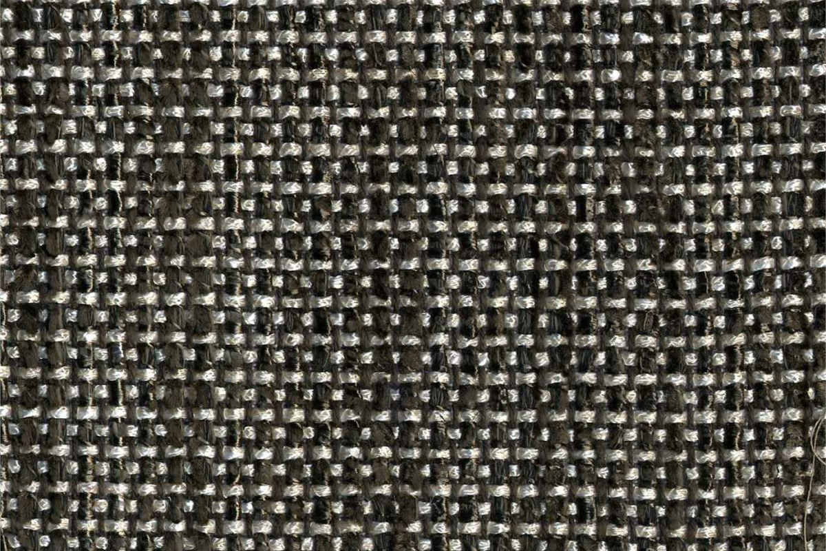 BROCHIER Home decor textile - Interior Design Fabric J2995 LIZ 001 Marron glace'