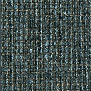 BROCHIER - Interior Design Fabric J2995 LIZ 005 Petrolio