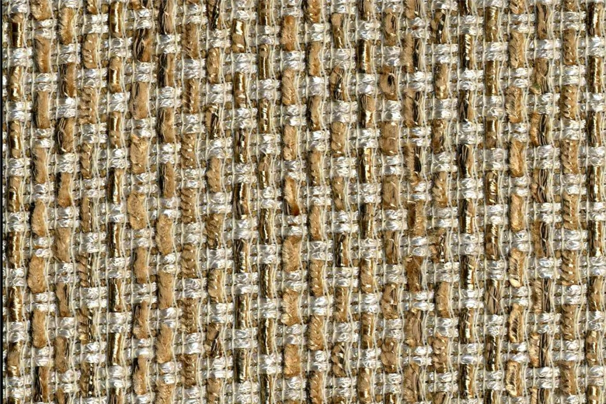 BROCHIER Home decor textile - Interior Design Fabric J2997 URSULA 003 Sabbia