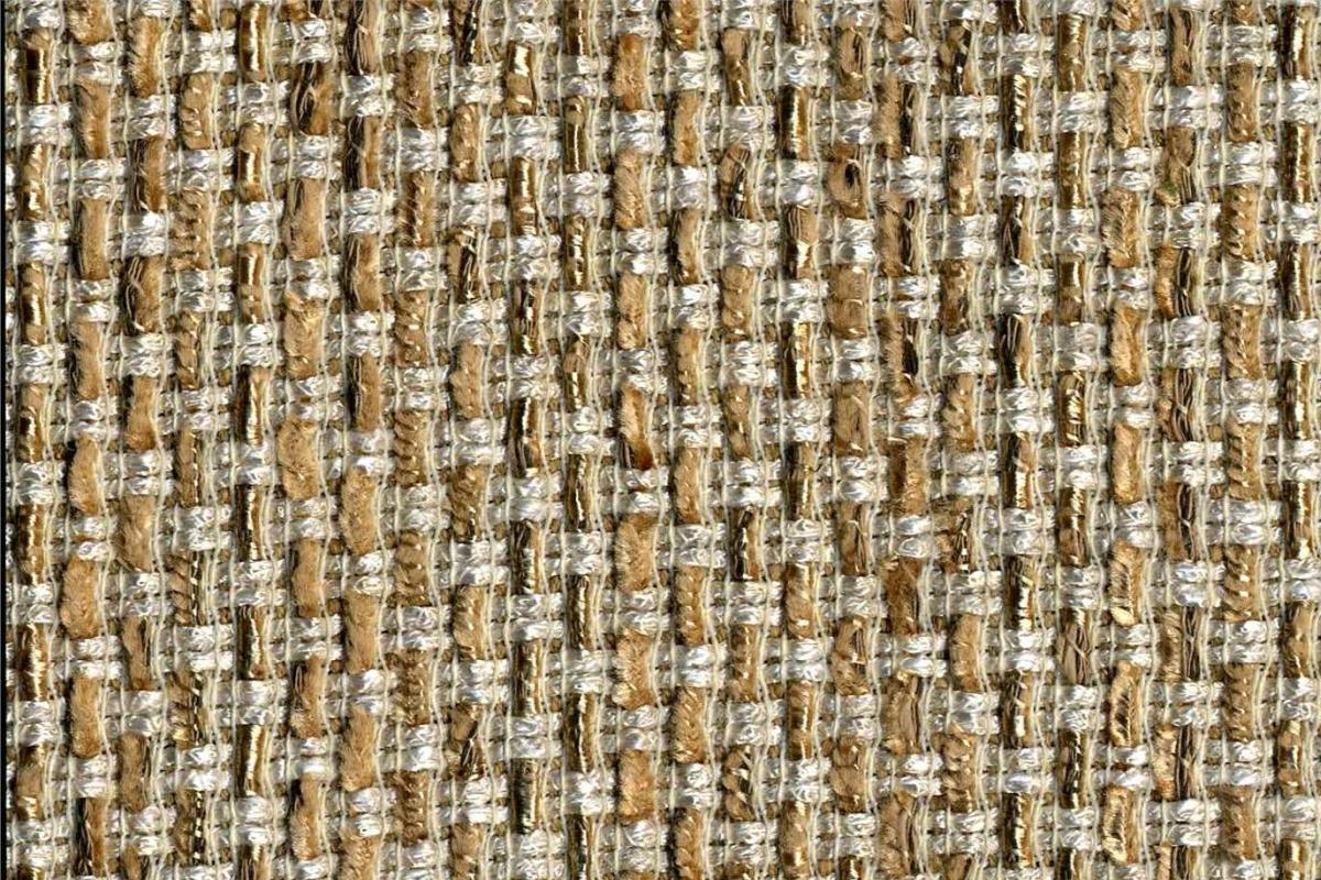 BROCHIER Home decor textile - Interior Design Fabric J2997 URSULA 003 Sabbia