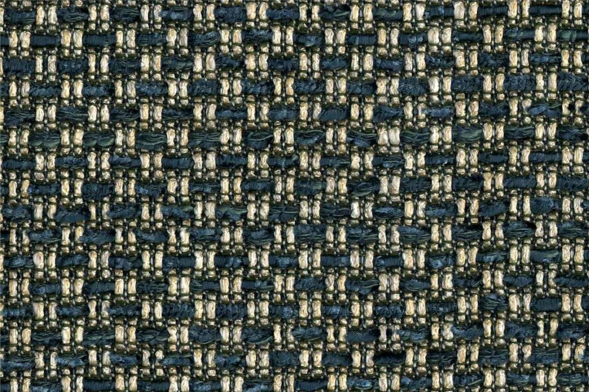 BROCHIER Home decor textile - Interior Design Fabric J2997 URSULA 004 Lago
