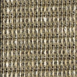 BROCHIER Home decor textile - Interior Design Fabric J2999 FLORINDA 002 Argento